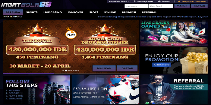 Different Play Guides for Different Online Gambling Enterprises