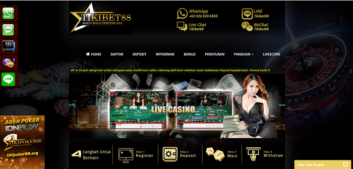 Online Gambling Internet Sites